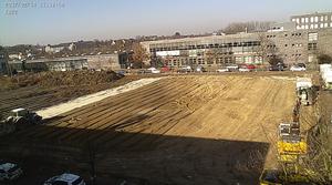 EBZ Neubau Ausbau des Grundstücks