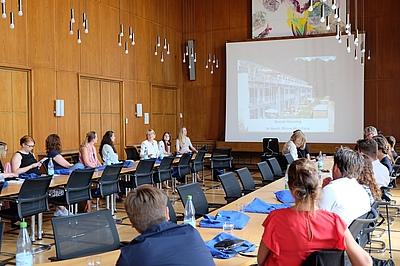 European Summer School 2018 Ministry NRW