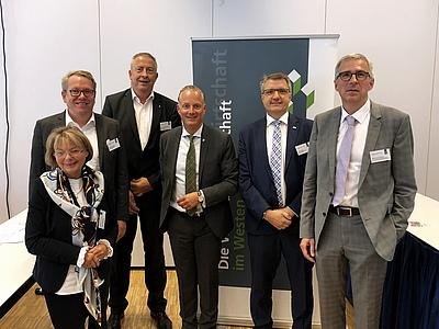 Vorstand des Fördervereins für die Aus- und Fortbildung am EBZ