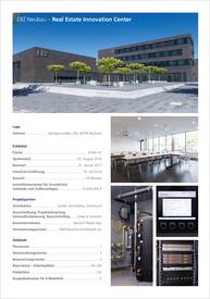 EBZ Neubau Fact Sheet
