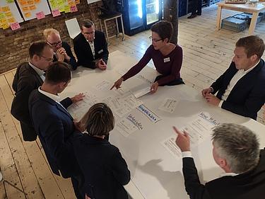Future Lab 2018: Bestimmung Status quo Digitalisierungskompetenzen im Unternehmen