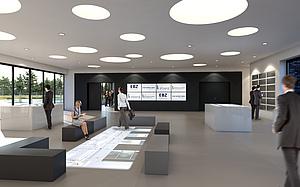 EBZ Neubau Foyer