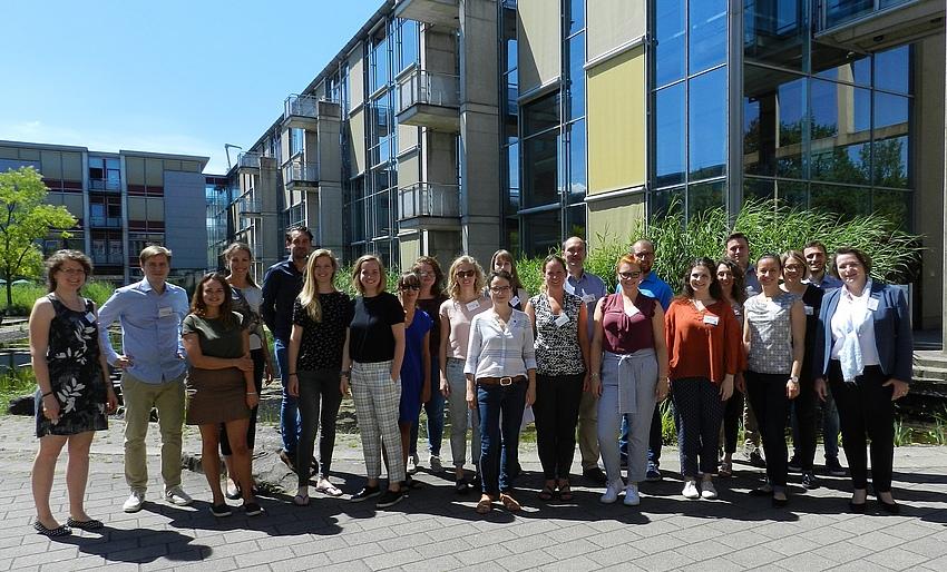 European Summer School 2018 Participants