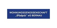 """Wohnungsgenossenschaft """"Einheit"""" eG Bernau"""